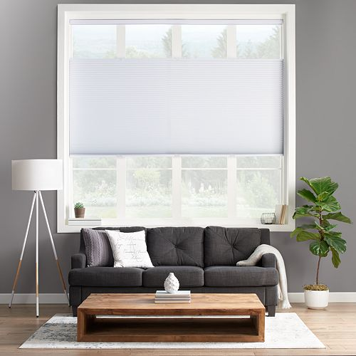 """SONOMA Goods for Life® Cordless Blackout Top Down Bottom Up Shade - 64"""" Length"""