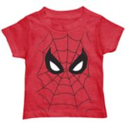 Toddler Boy Marvel Spider-Man Web Graphic Tee