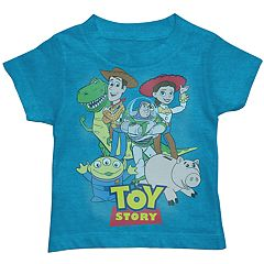 Disney / Pixar Toy Story Toddler Boy Graphic Tee