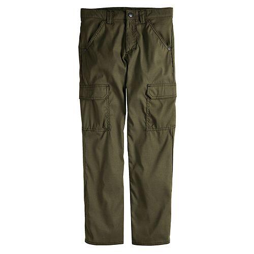 Boys 4-20 Wrangler Outdoor Cargo Pants
