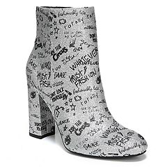 Circus by Sam Edelman Connelly Women's High Heel Ankle Boots