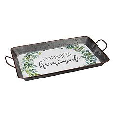 'Happiness Is Homemade' Decorative Tray