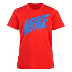 Boys 4-7 Nike Dri-FIT Logo Tee