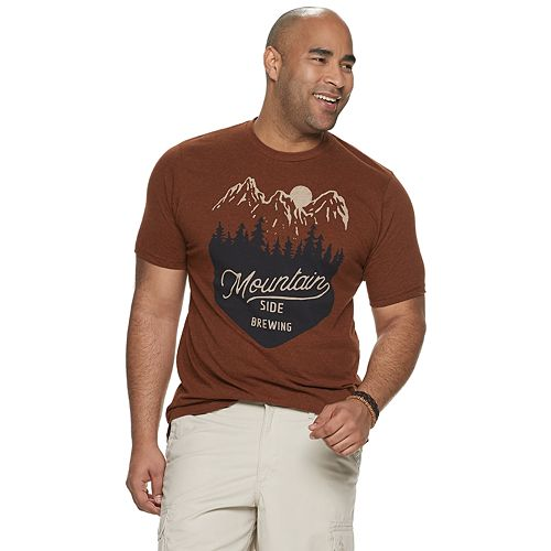 Big & Tall SONOMA Goods for Life™ Graphic Tee