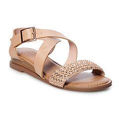 807f70c5f621 Womens Beig/khaki Sandals - Shoes | Kohl's