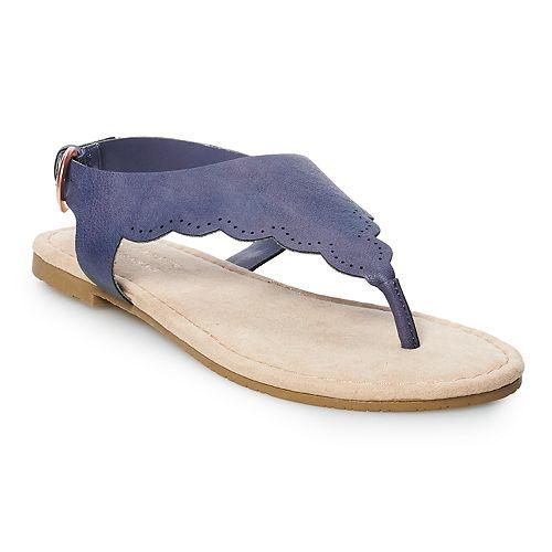 LC Lauren Conrad Camille Women's Sandals