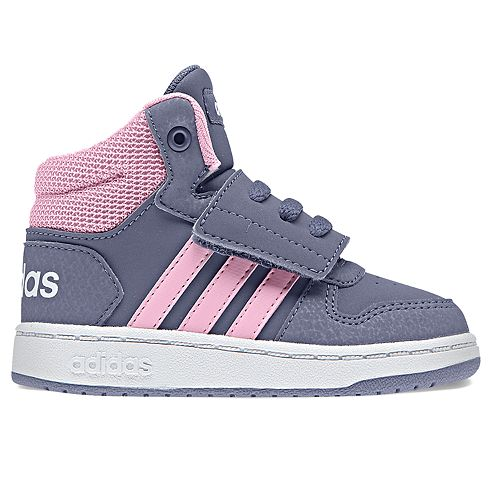 adidas Hoops Mid 2.0 Girls' Sneakers