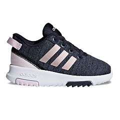 4f1c8ba7f86d7a Girls  Shoes. (11) · adidas Racer TR Toddler Girls  Sneakers. Gray Pink
