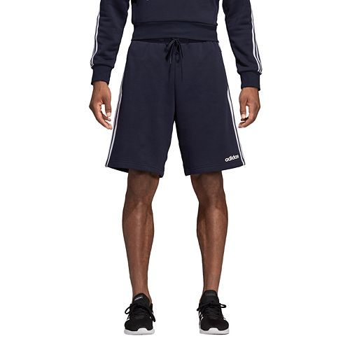 Men's adidas Essentials 3-Stripes Fleece Shorts