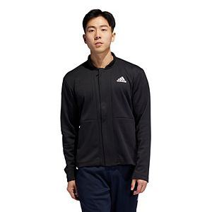 Men's adidas Team Issue Fleece Bomber Jacket