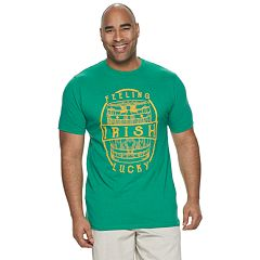 Big & Tall SONOMA Goods for Life™ St. Patrick's Day Tee