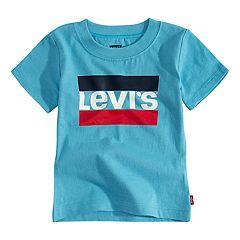 Baby Boy Levi's® Fenton Graphic Tee