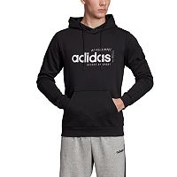 Deals on Adidas Mens Brilliant Basics Hoody
