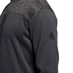 Men's adidas Team Issue Quarter-Zip Fleece Top