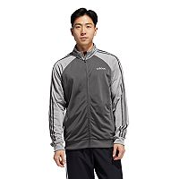 Deals on Adidas Men's Essential Colorblock Track Jacket