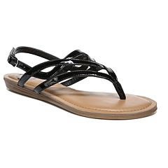 2ac2d934177 Fergalicious Snazzy Too Women s Thong Sandals