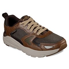 Skechers Relaxed Fit Verrado Brogen Men's Sneakers