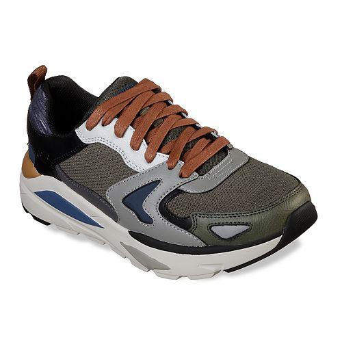 Skechers Men/'s Relaxed Fit Memory Foam Superior Ga Choose SZ//color