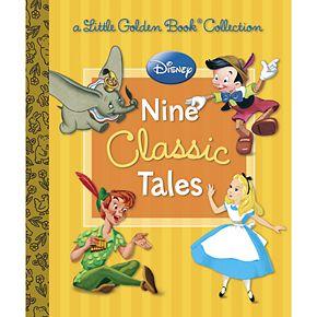Penguin Random House Disney: Nine Classic Tales Book
