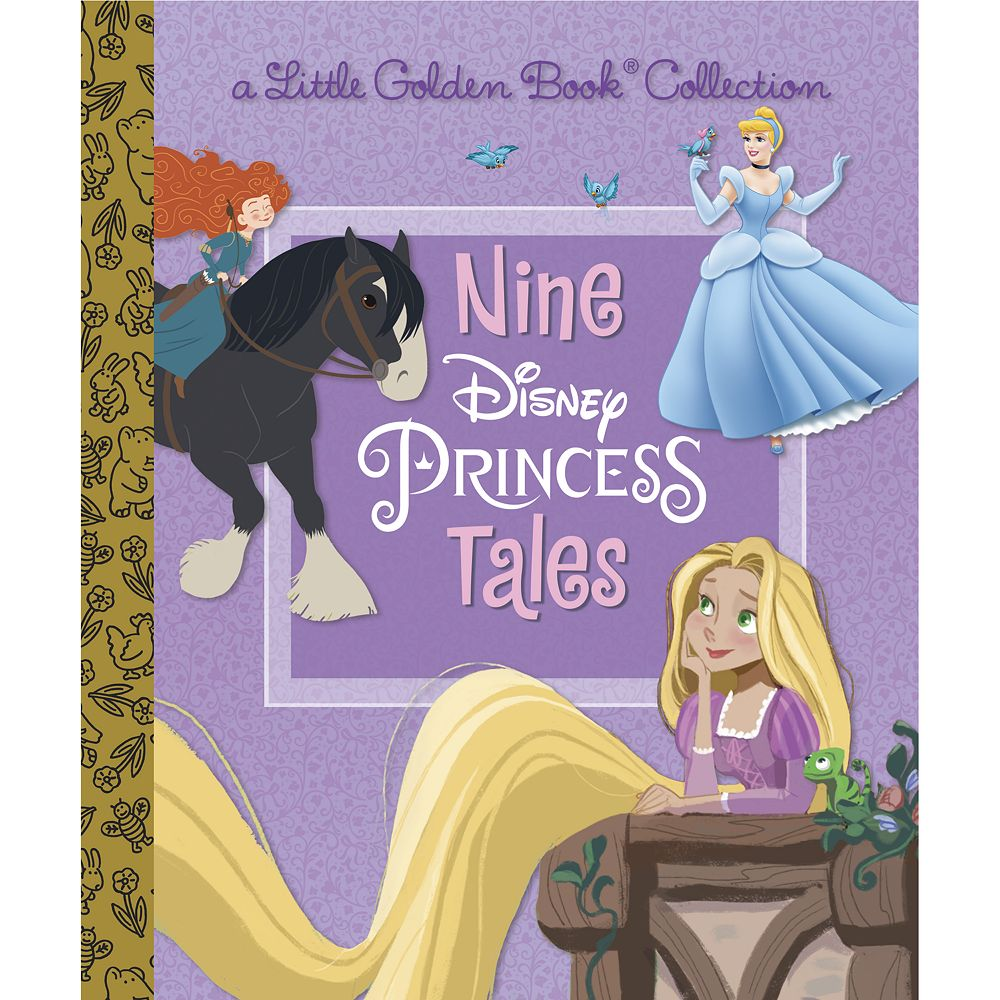 Penguin Random House Nine Disney Princess Tales Book