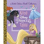 Penguin Random House Nine Disney Princess Tales Book