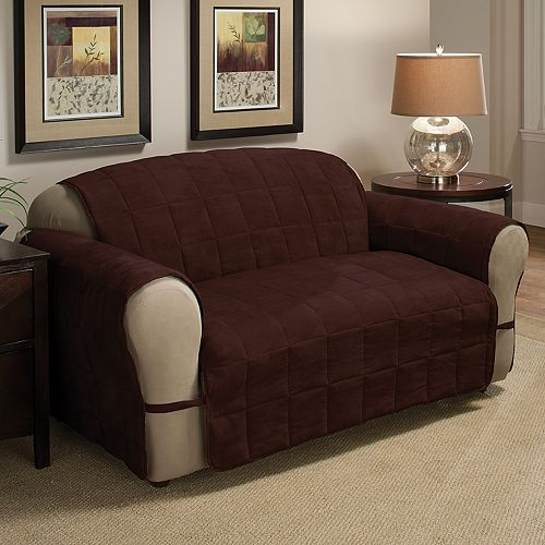 Surprising Jeffrey Ultimate Faux Suede Xl Sofa Furniture Slipcover Gmtry Best Dining Table And Chair Ideas Images Gmtryco