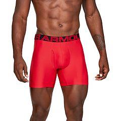 Men's Under Armour 2-Pack Tech Mesh 6-Inch Boxer Briefs