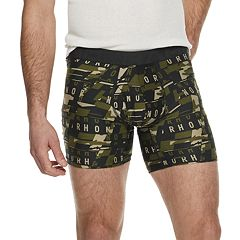 Under Armour Tech 6-inch 2-Pack Novelty