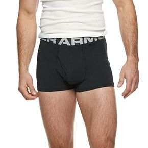 Men's Under Armour 3-pack Charged Cotton® Stretch 3-inch Boxer Briefs