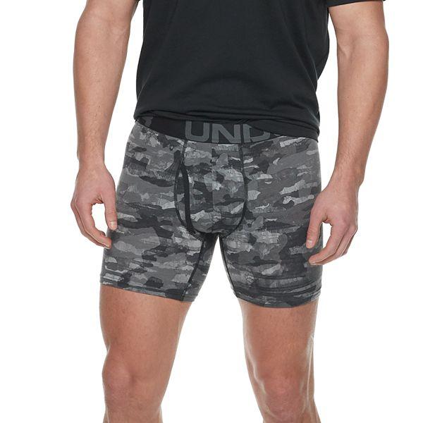 Vamos Ganar Disparidad  Men's Under Armour 3-pack Charged Cotton® Stretch 6-inch Boxerjock® Boxer  Briefs