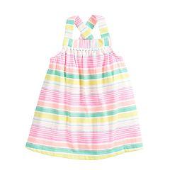 Baby Girl Jumping Beans® Printed Dress
