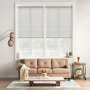 """Sonoma Goods For Life? Cordless Faux Wood Blind - 64"""" Length"""