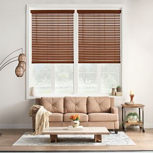 "SONOMA Goods for Life® Cordless Faux Wood Blind - 72"" Length"