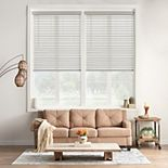 """SONOMA Goods for Life® Cordless Faux Wood Blind - 72"""" Length"""