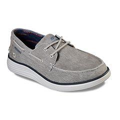 Skechers Status 2.0 - Loreno Men's Canvas Walking Shoes