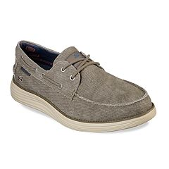 Skechers Status 2.0 - Loreno Men's Canvas Walking Shoes