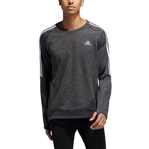 Men's adidas Own the Run Fleece Crew