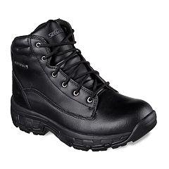 Skechers Relaxed Fit Morson Sinatro Men's Waterproof Hiking Boots
