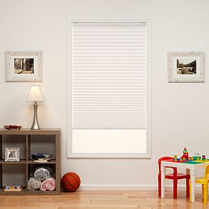 "SONOMA Goods for Life? Cordless Light Filtering Pleated Shade - 72"" Length"