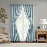 Madison Park 2-pack Springdale Window Curtains