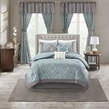 NEW! Madison Park Amberley Comforter set