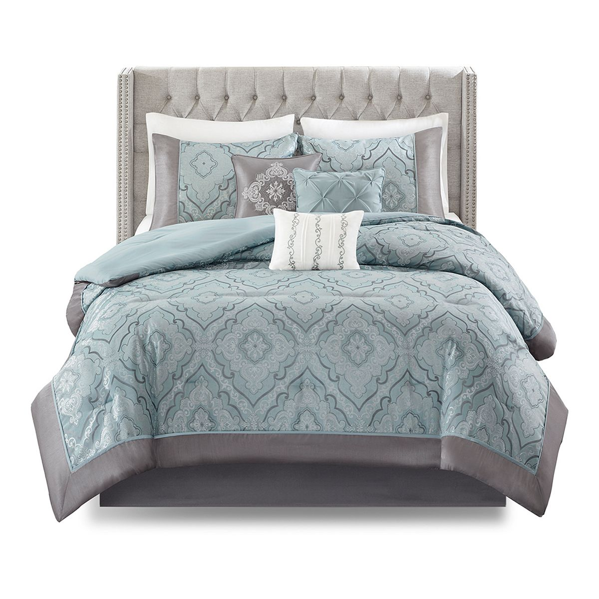 Madison Park Amberley 7-Piece Comforter Set