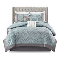 Deals on Madison Park Amberley 7-Piece Comforter Set