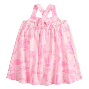 Disney's Minnie Mouse Baby Girl Print Dress by Jumping Beans®