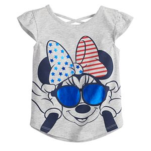 7b9f55054 Sale. $7.00. Original. $12.00. Disney's Minnie Mouse Baby Girl Fourth of July  Graphic Tee by Jumping Beans®. Sale. $7.00. Original. $12.00