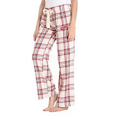 Women's Detroit Red Wings Flannel Pants