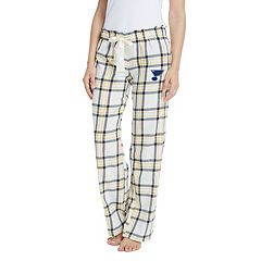 Women's St. Louis Blues Flannel Pants