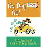 Penguin Random House Go, Dog. Go! Book