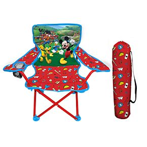 Disney's Mickey Mouse Fold N Go Chair