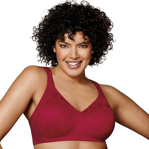 907b597acccac Playtex Bra  18 Hour Ultimate Lift   Support Full-Figure Bra 4745 - Women s